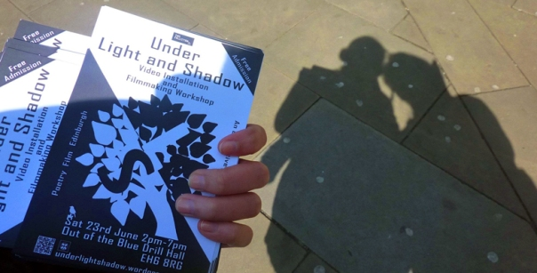 the shadow of two curators of thiscollection's summer 2012 exhibition.